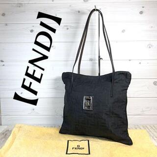 フェンディ(FENDI)の【FENDI】ズッカ柄(ズッキーノ)トートバッグ 軽量(トートバッグ)