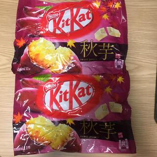 Nestle - キットカット 秋芋 2袋