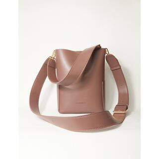 アメリヴィンテージ(Ameri VINTAGE)のRB petit bucket bag (lavender) (ショルダーバッグ)