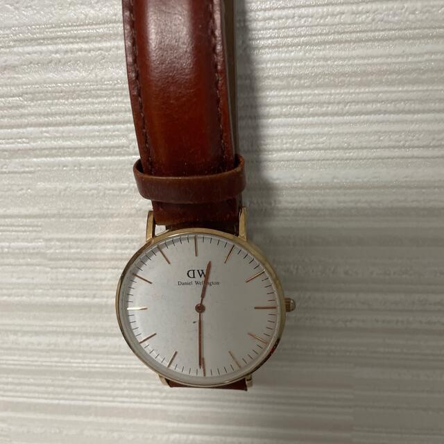 Daniel Wellington(ダニエルウェリントン)のDanielWellington腕時計 メンズの時計(レザーベルト)の商品写真