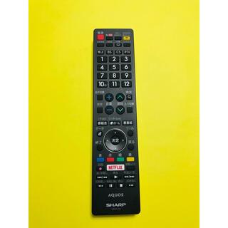 アクオス(AQUOS)のシャープ AQUOS テレビリモコン GB251SA(その他)