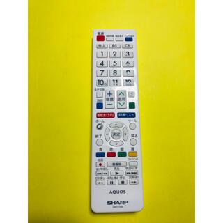 アクオス(AQUOS)のシャープ AQUOS テレビリモコン GB177SB (その他)