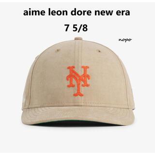 ニューエラー(NEW ERA)のaime leon dore New Era Mets Hat 7 5/8(キャップ)