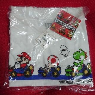 ユニクロ(UNIQLO)の新品 マリオカート Tシャツ 100サイズ ユニクロ UNIQLO キッズ(Tシャツ/カットソー)