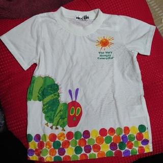 はらぺこあおむし Tシャツ 110サイズ エリック・カール(Tシャツ/カットソー)