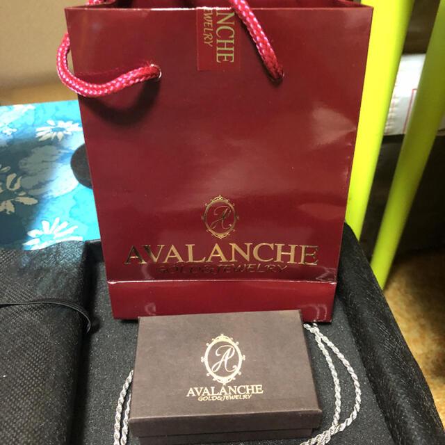 AVALANCHE(アヴァランチ)の3mm シルバーロープチェーン 70cm Avalanche メンズのアクセサリー(ネックレス)の商品写真
