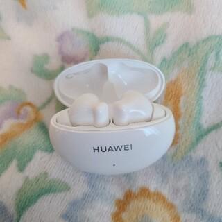 ファーウェイ(HUAWEI)のHUAWEI bluetooth完全ワイヤレスイヤホン freebuds 4i(ヘッドフォン/イヤフォン)