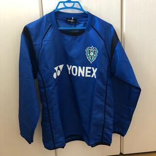 ヨネックス(YONEX)のアビスパ福岡 YONEX ヨネックス サッカーウェア ピステシャツ  Sサイズ(ウェア)