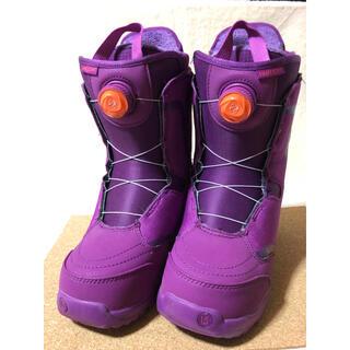 バートン(BURTON)の【超美品】Burton スノーボードブーツ バートン サイズ25.5cm(ブーツ)