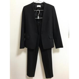 PLST - PLST ウォームリザーブスーツ 黒 XS 上下セット