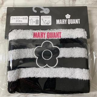 マリークワント(MARY QUANT)の【未開封品】マリークワント ファスナー付き ペットボトルケース ブラック(ポーチ)