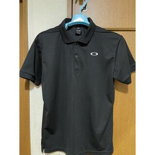オークリー(Oakley)のオークリー ポロシャツ ブラック(ポロシャツ)