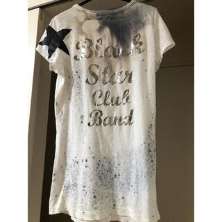 ルグランブルー(LGB)のLGBルグランブルー ブラックスターカットソー(Tシャツ/カットソー(半袖/袖なし))