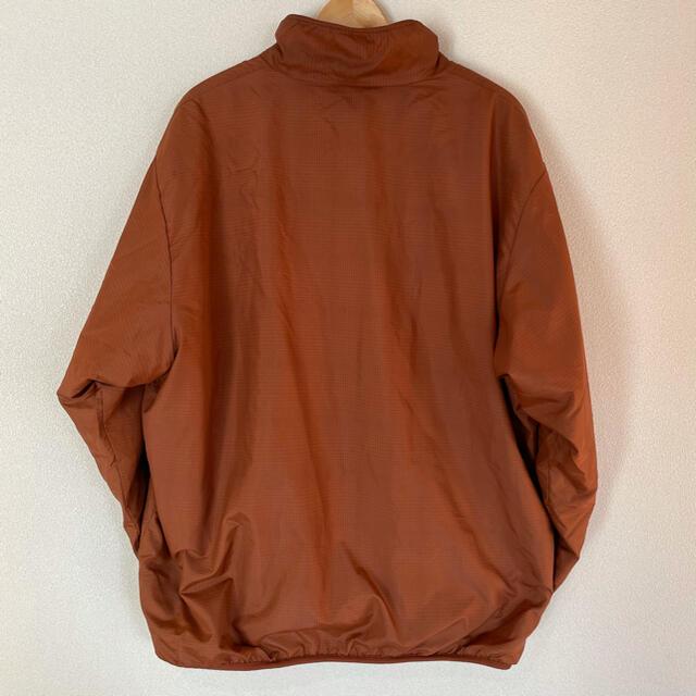 patagonia(パタゴニア)の廃盤 レア パタゴニア グリセード ブラウン ゆるダボ メンズのジャケット/アウター(ブルゾン)の商品写真