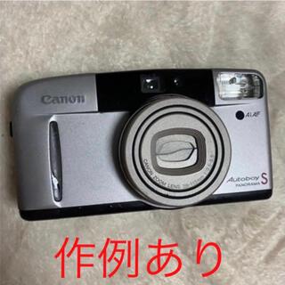 Canon - Canon Autoboy s フィルムカメラ