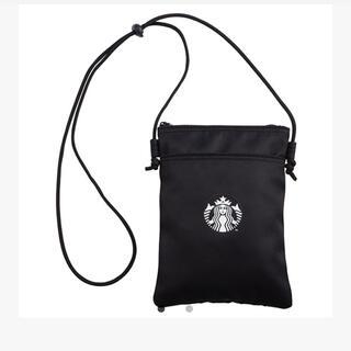 スターバックスコーヒー(Starbucks Coffee)の【5/13まで 限定セール】台湾限定 スターバックス サコッシュ(ショルダーバッグ)