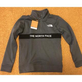 THE NORTH FACE - ノースフェイス ハーフジップ 裏起毛スウェット 新品未使用