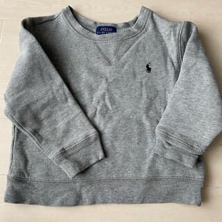 ポロラルフローレン(POLO RALPH LAUREN)のラルフローレン トレーナー サイズ100/3T(Tシャツ/カットソー)