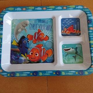 ディズニー(Disney)の子ども用食器トレー(離乳食器セット)