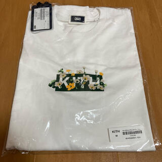 シュプリーム(Supreme)の東京店限定商品 KITH 21ss WILDFLOWER BOXLOGO TEE(Tシャツ/カットソー(半袖/袖なし))