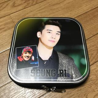 ビッグバン(BIGBANG)のBIGBANG  V.I  の  CDホルダー 【 CDケース 】(K-POP/アジア)