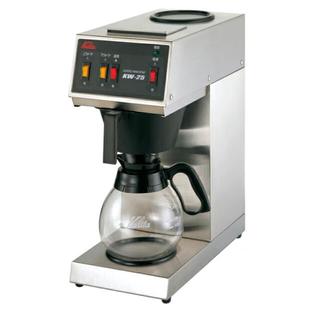 カリタ(CARITA)の【新品未使用】 業務用コーヒーマシン【15カップ用】Kalita KW-25(コーヒーメーカー)