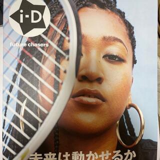 ナイキ(NIKE)のi-D magazine future chasers 大阪なおみ(趣味/スポーツ)