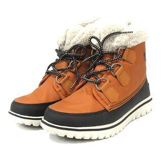 ソレル(SOREL)のソレル SOREL COZY CARNIVAL ブーツ ショート 24.5cm(ブーツ)