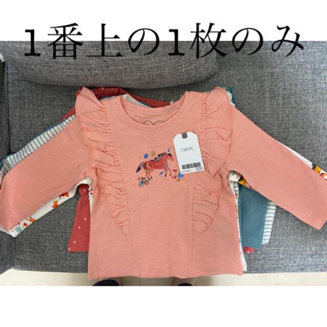 ZARA(ザラ)のNEXT ZARA H&M 西松屋 ベビー服 詰め合わせ 70,80  キッズ/ベビー/マタニティのベビー服(~85cm)(Tシャツ)の商品写真
