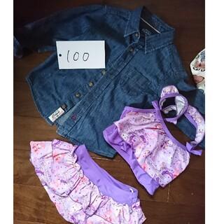 ムージョンジョン(mou jon jon)の最終値下 子供服 まとめ売り100~130サイズ(その他)