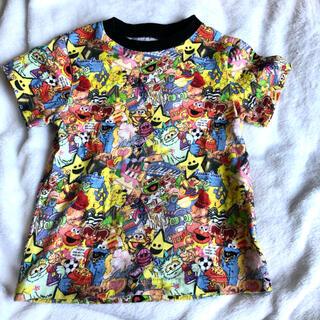 X-girl - x-girl☆セサミストリート Tシャツ 100