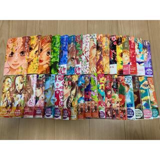 コウダンシャ(講談社)のちはやふる 漫画 1~35巻セット(少女漫画)