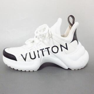 ルイヴィトン(LOUIS VUITTON)のルイヴィトン 36 1/2 レディース美品  -(スニーカー)