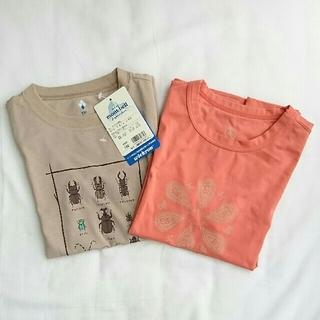 モンベル(mont bell)の130サイズ 半袖Tシャツ 2点(Tシャツ/カットソー)