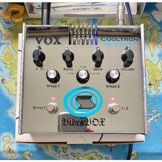 ヴォックス(VOX)のトレモロ/ビブラート VOX CT-06TR(エフェクター)