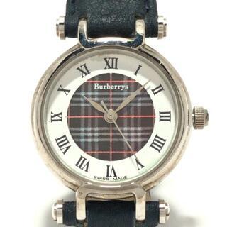 バーバリー(BURBERRY)のバーバリーズ - 11200L レディース(腕時計)