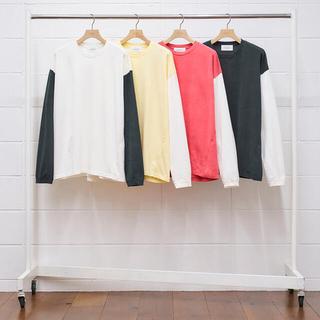 アンユーズド(UNUSED)のUNUSED 21SS ロングスリーブカットソー(Tシャツ/カットソー(七分/長袖))