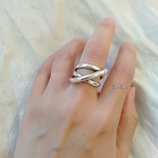 ロンハーマン(Ron Herman)のシルバー925 エアーリング(リング(指輪))