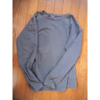 フォーティーファイブアールピーエム(45rpm)の45rpm Tシャツ グレー サイズ4(LL)(Tシャツ/カットソー(七分/長袖))