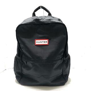 HUNTER - HUNTER(ハンター) - 黒 ナイロン