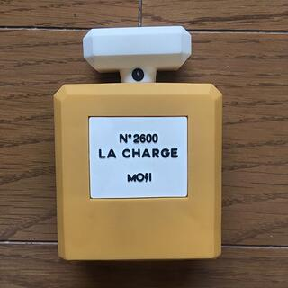 シャネル(CHANEL)のPSE認 イタリア生まれ Mojipower モバイル 充電 バッテリー 香水型(バッテリー/充電器)