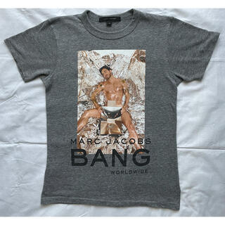 マークジェイコブス(MARC JACOBS)のレア マークジェイコブス BANGTシャツ(Tシャツ(半袖/袖なし))