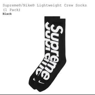 Supreme - supreme crew sox