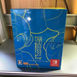 CAPCOM - ロックマン&ロックマンX 5in1 スペシャルBOX Switch