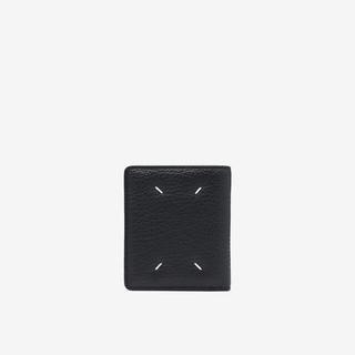マルタンマルジェラ(Maison Martin Margiela)の【美品】Maison Margiela レザーポッパーウォレット(財布)
