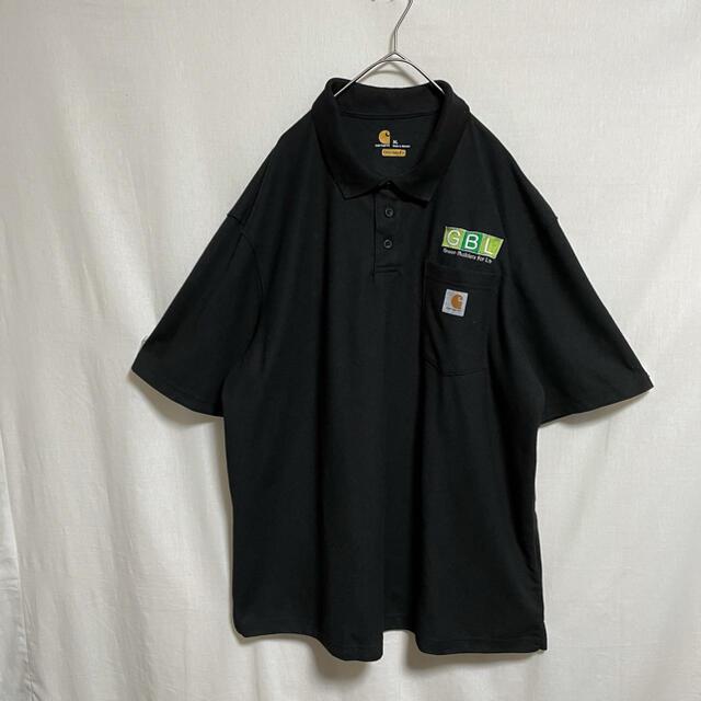 carhartt(カーハート)のカーハート ポロシャツ ORIGINAL FIT ワンポイント メンズのトップス(ポロシャツ)の商品写真