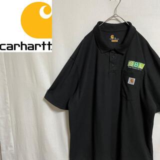 carhartt - カーハート ポロシャツ ORIGINAL FIT ワンポイント