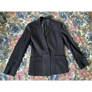 美品 plein de vie レディーススーツ セットアップ 9号 ブラック(スーツ)