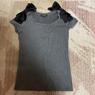 ミッシュマッシュ(MISCH MASCH)のレディーストップスMサイズ(Tシャツ(半袖/袖なし))