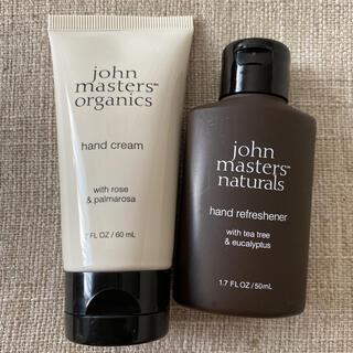 ジョンマスターオーガニック(John Masters Organics)のジョンマスターオーガニック ハンドクリーム&ローション(ハンドクリーム)